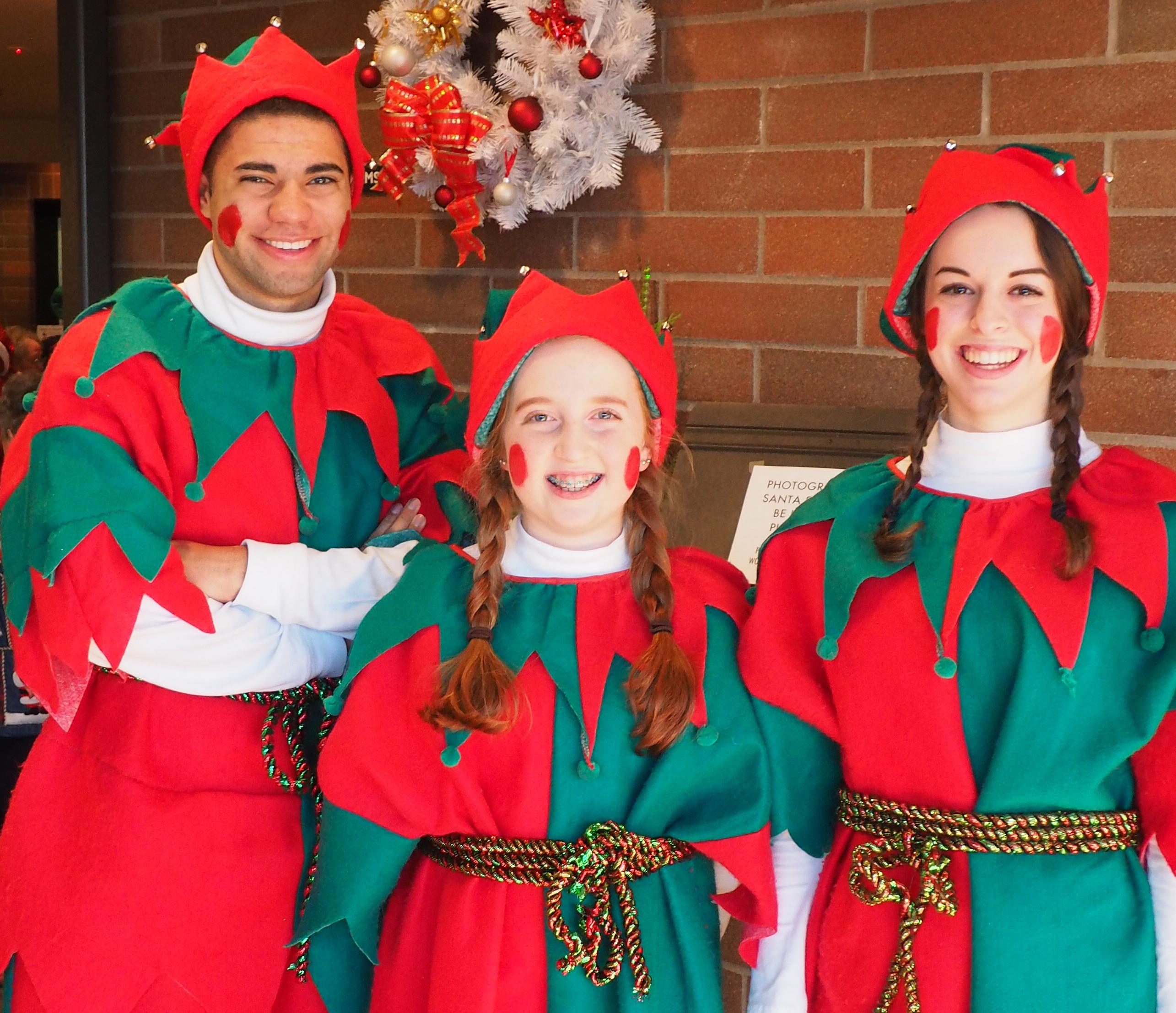 Santa Sing-Along 2016