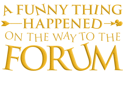 A Funny Thing...Forum at Broadway Rose Theatre Company