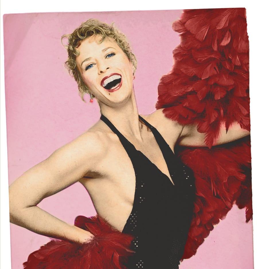 Peggy Taphorn - Betty Hutton