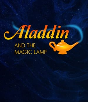 Aladdin and the Magic Lamp 18