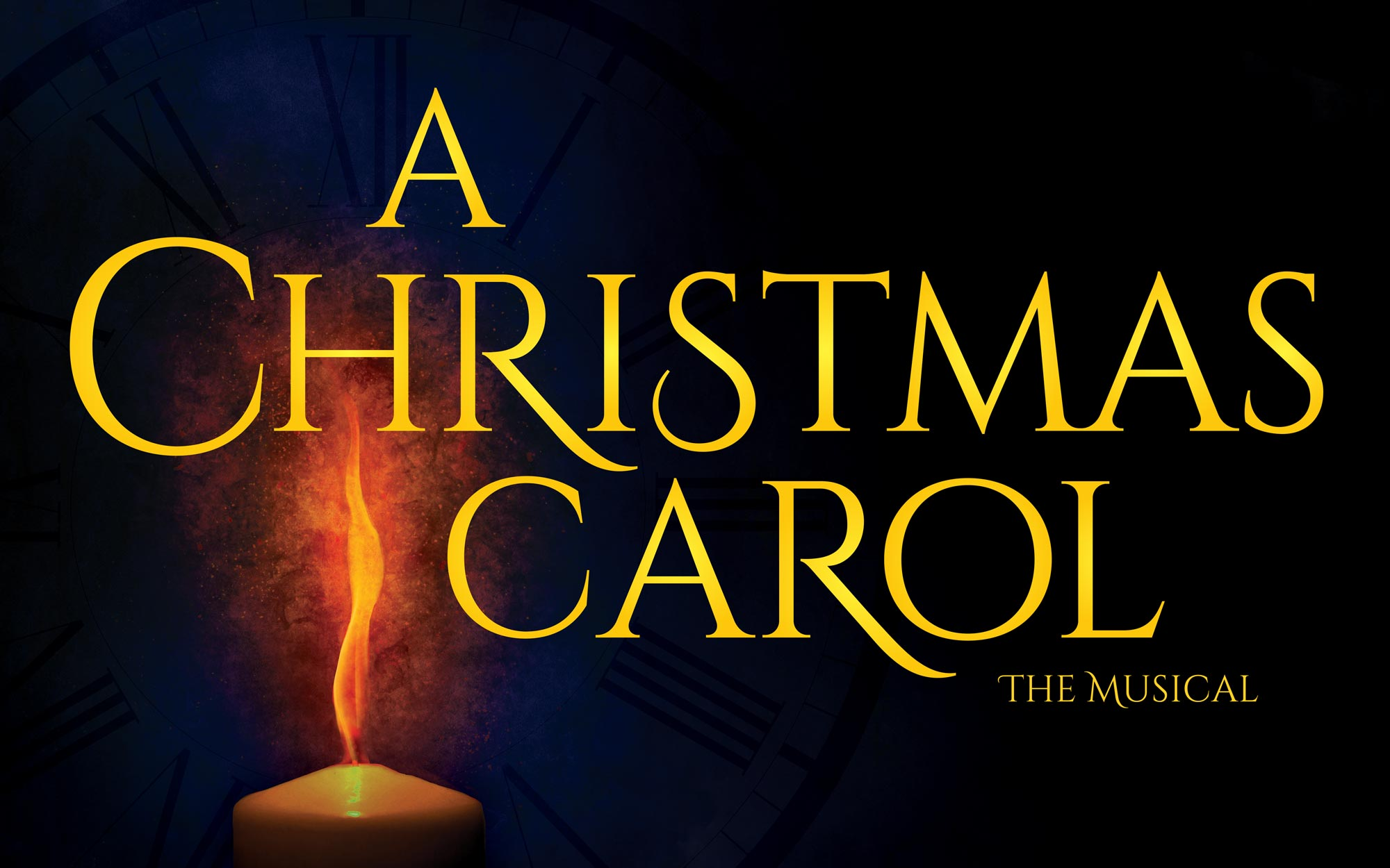 "<p style=""font-size:16px""><i>A Christmas Carol, The Musical</style></i>"