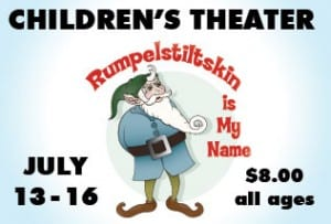 Rumpelstiltskin Is My Name