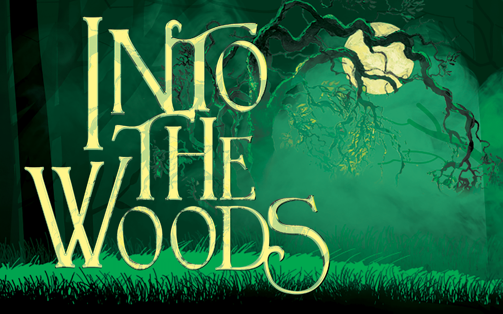 """<p style=""""font-size:16px""""><i>Into the Woods</style></i>"""